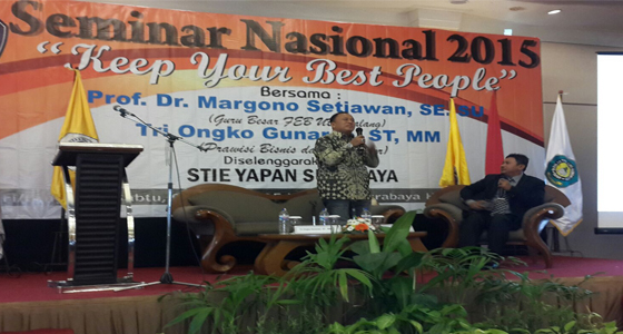 Seminar Nasional KeepYour Best People
