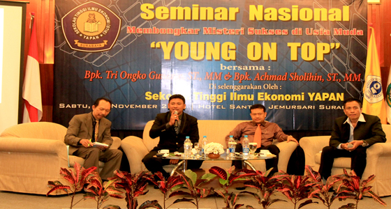 Seminar Young On Top