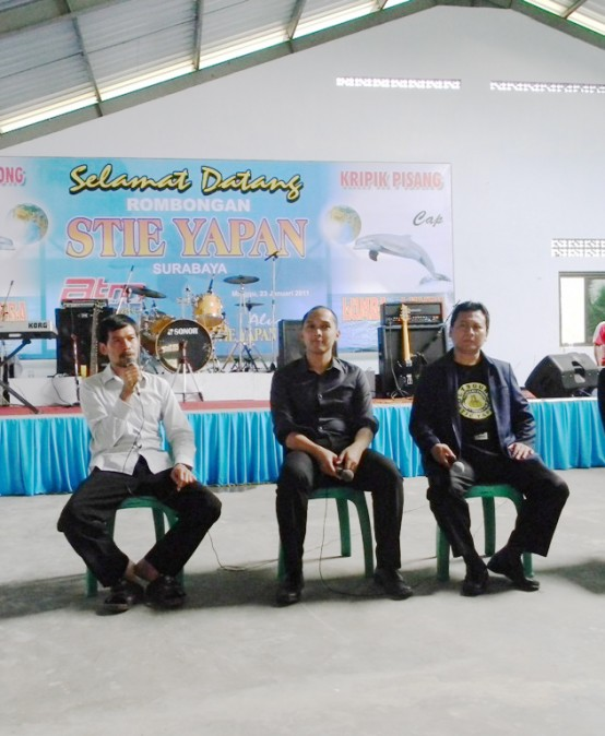 Visit To Factory Program Pabrik Kripik Lumba Lumba Malang