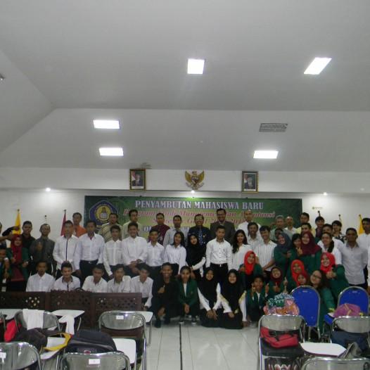 STIE YAPAN Menggelar PKKMB untuk Menyambut Mahasiswa Baru