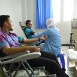 Donor Darah STIE YAPAN