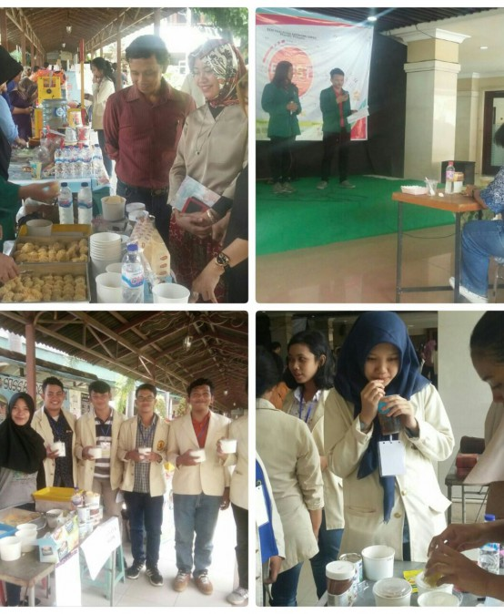 Mahasiswa STIE YAPAN Mengikuti EFEST (Economy Festival) 2018 dalam Kompetisi PKM-Kewirausahaan di UWKS