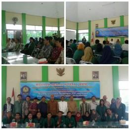 Pembukaan KKN Mahasiswa STIE YAPAN Surabaya Tahun Akademik 2017/2018.