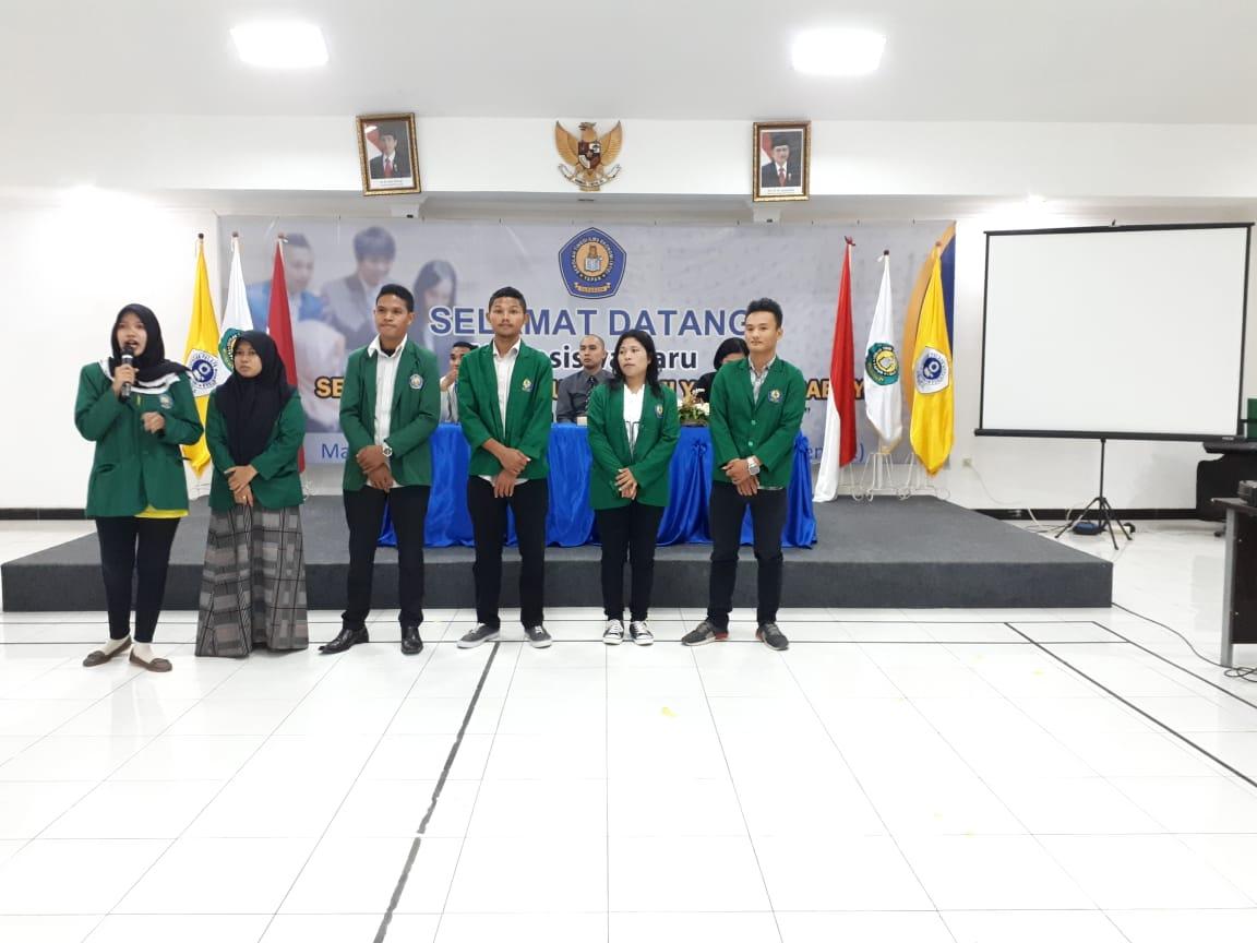 PKKMB STIE YAPAN 2018