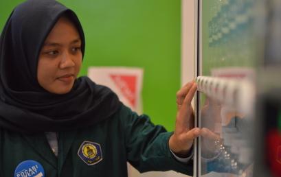 Company Visit Mahasiswa STIE YAPAN Prodi Manajemen ke PT. Amerta Indah Otsuka Pasuruan