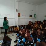 workshop Enterpreneurship di SMA-SMK Darma Siswa