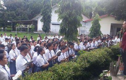 Kegiatan PMB STIE YAPAN ke SMA-SMK NTT