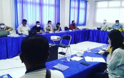 Rapat Kerja STIE YAPAN Unggul dan Berkualitas